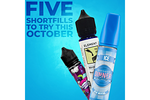 5 Of The Best E-Liquids To Try This October
