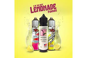 5 Luscious Lemonade Shortfill Flavours