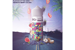 Flavour of the Week - Exotic Midnight Berry Colada