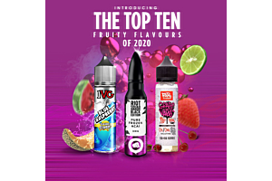 The Top 10 Best Fruit E-Liquid Flavours of 2020