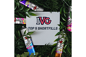The 5 Best IVG E-Liquid Shortfill Flavours
