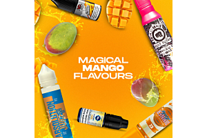 5 Magnificent E-Liquid Flavours To Try If You're Mad About Mango