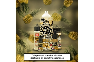 Pineapple Bliss by Element E-Liquid - Flavour Review