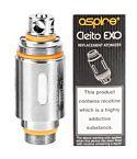 Aspire Cleito EXO Coils