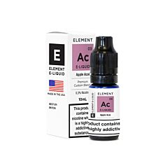 Apple Acai - 10ml Element E-Liquid