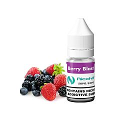Berry Blast | 10ml Nicohit E-Liquid