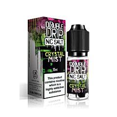 Crystal Mist 10ml Double Drip Nic Salt