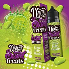 Lime Jelly Beans Sweet Treats Doozy Vape 50ml Shortfill