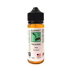 Frost | 100+20ml Element Dripper E-Liquid
