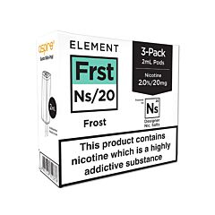 Element Frost NS20 E-Liquid Pods