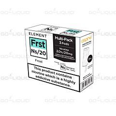 Element Frost NS20 E-Liquid Pods