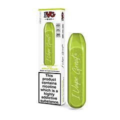 Fuji Apple Melon | IVG Disposable Bar