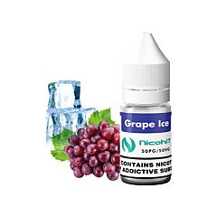 Grape Ice | 10ml Nicohit E-Liquid