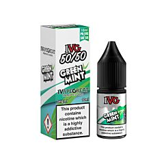 Green Mint | 10ml IVG E-Liquid