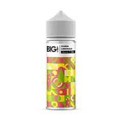 Exotic Guava Limonada 100ml big Tasty Shortfill