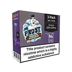 Dr Frost Honeydew Blackcurrant | Element NS20 Pods
