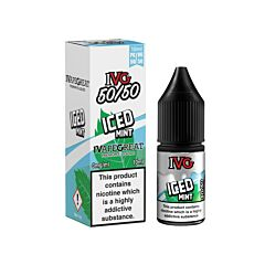 Iced Mint | 10ml IVG E-Liquid