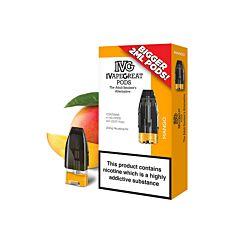IVG Mango Nicotine Salt Pods