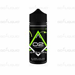 Lemon and Lime   100ml Dark Ops by Front Line E-Liquid