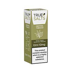 Menthol Tobacco 10ml True Salts