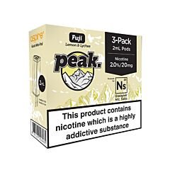 Fuji by Peak | Element NS20 Pods