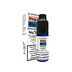 Pink Grapefruit Bluberry Element NS20 E-Liquid