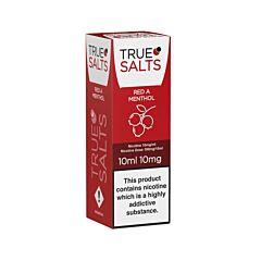 Red A Menthol 10ml True Salts
