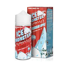 Strawmelon Apple Ice Monster E-Liquid