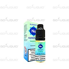 Tropical | 10ml Element NS20 E-Liquid