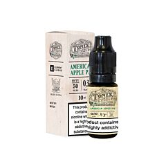 American Apple Pie 10ml 50% VG Tonix by Element E-Liquid