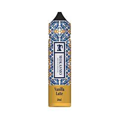 Vanilla Latte | 50ml Mokasmo Shortfill E-Liquid