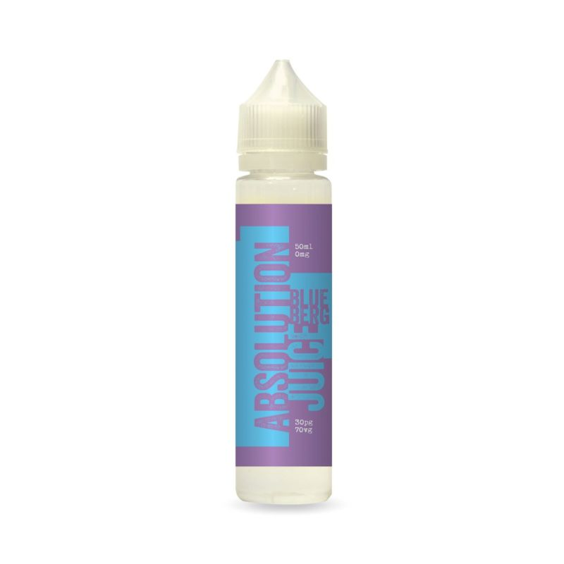 Blueberg | 50ml Absolution Juice Shortfill