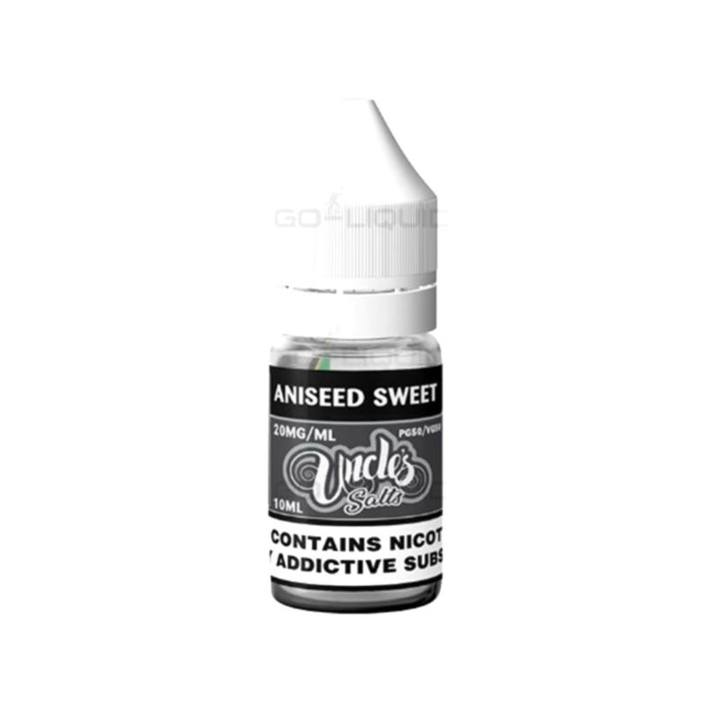 Aniseed Sweet | 10ml Uncles Nic Salts