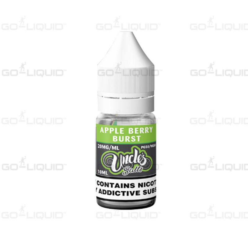Apple Berry Burst | 10ml Uncles Salts