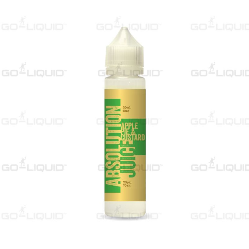 Apple Pie and Custard | 50ml Absolution Juice Shortfill