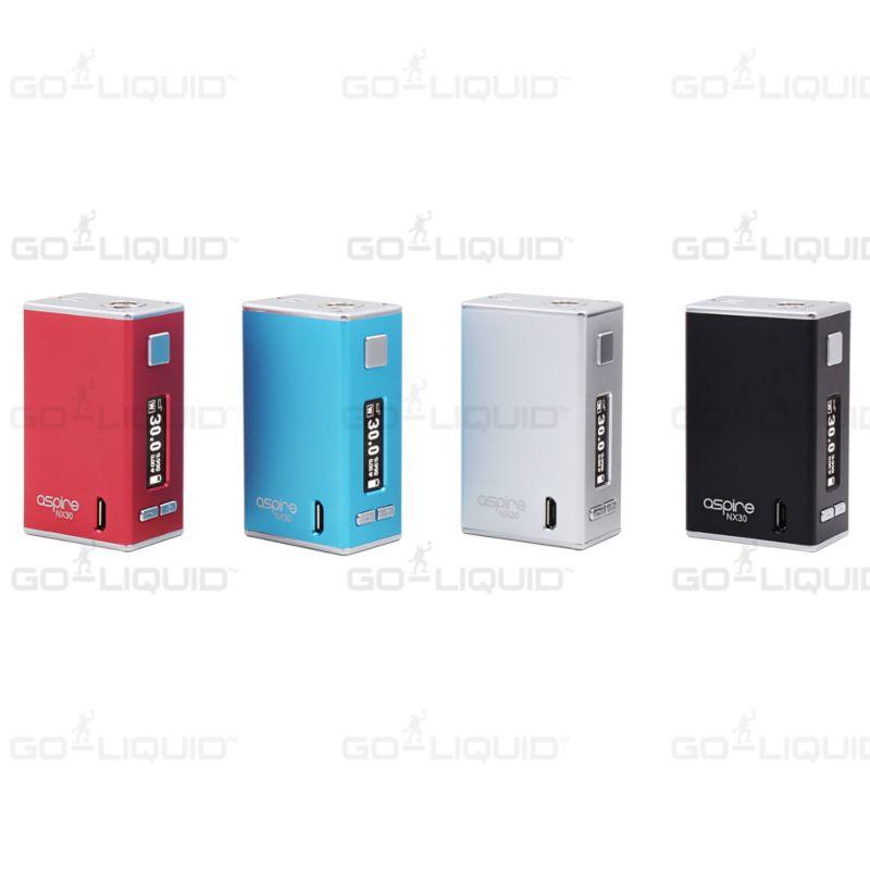 Aspire NX30 E-Cigarette Mod