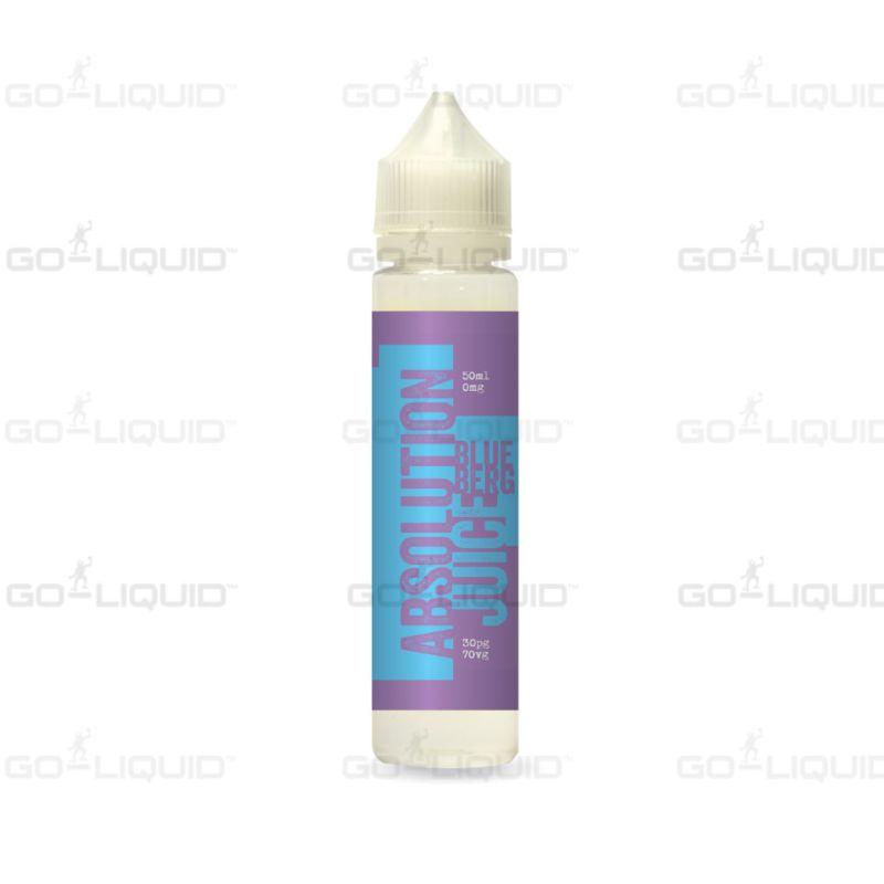 Blueberg | 50ml Absolution Juice Shortfill