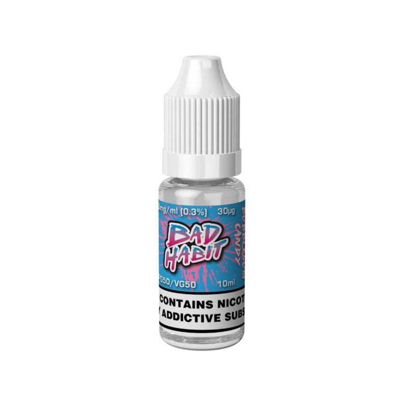 Bubblegum Candy - 10ml Bad Habit E-Liquid