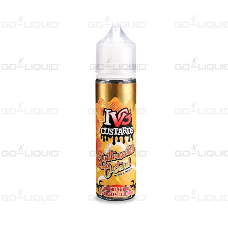 Butterscotch Custard | 50ml IVG Custard Shortfill