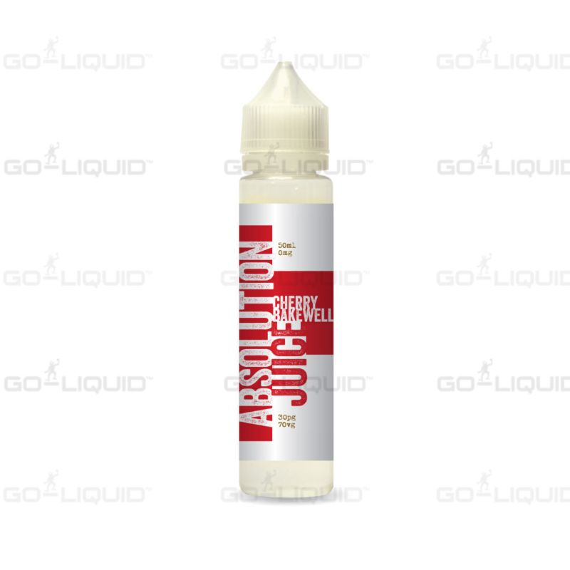 Cherry Bakewell | 50ml Absolution Juice Shortfill