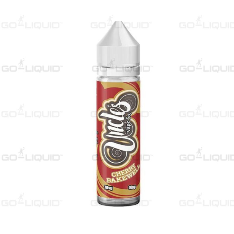 Cherry Bakewell | 50ml Uncles Vape Co