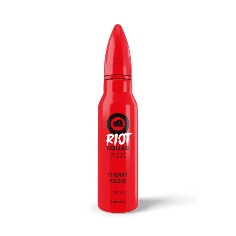 Cherry Fizzle | 50ml Riot Squad Shortfill