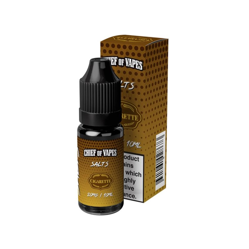 Cigarette | 10ml Chief of Vapes Salts E-Liquid