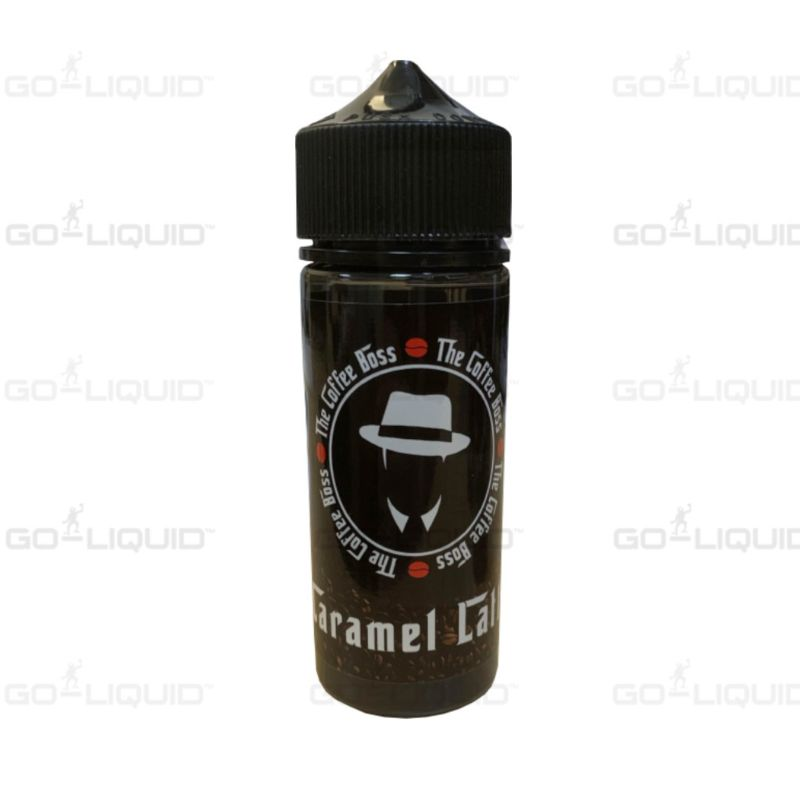 Caramel Latte | 100ml The Coffee Boss Shortfill