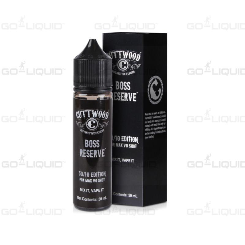 Boss Reserve - Cuttwood 50ml E-Liquid