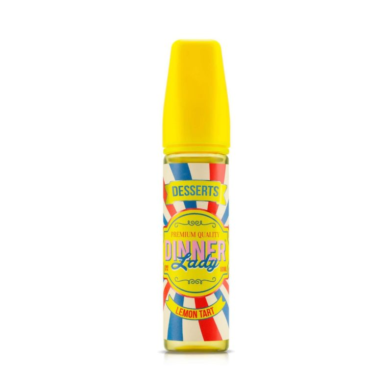 Lemon Tart | 50ml Dinner Lady Shortfill