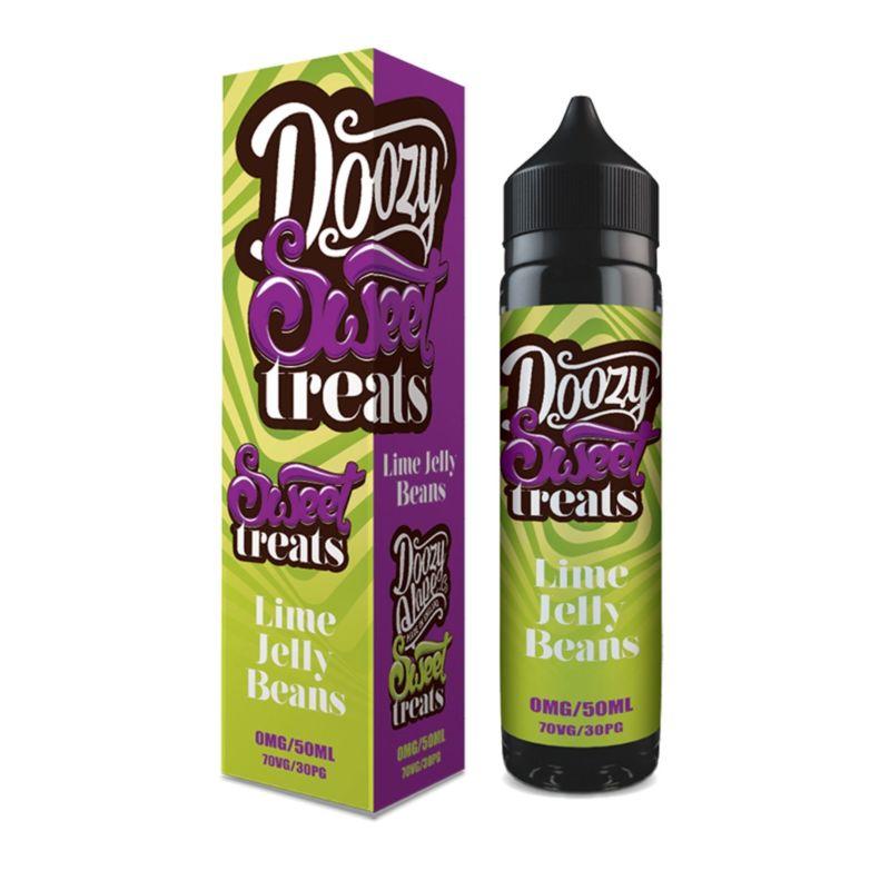 Lime Jelly Beans Sweet Treats Doozy Vape 50ml Shortfill