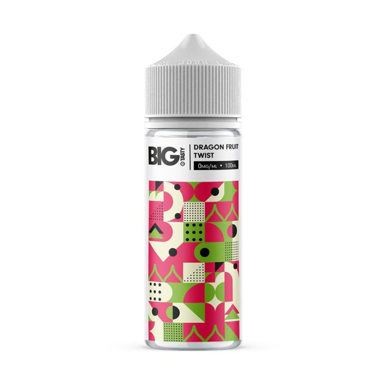 Exotic Dragon Fruit Twist 100ml Big Tasty Shortfill