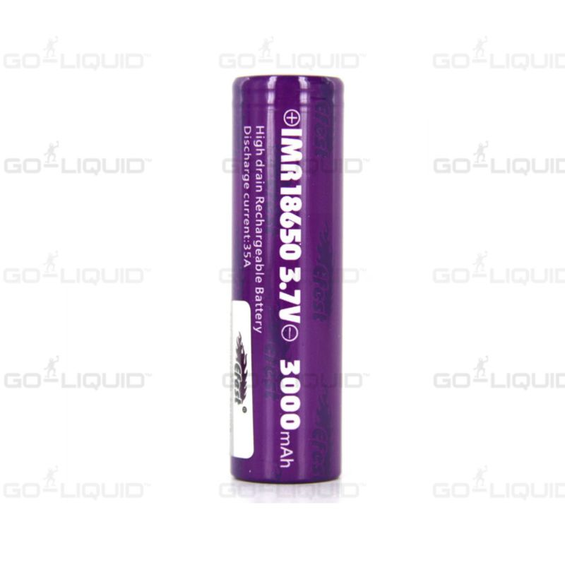 Effect 3000mah 35a 18650 Battery