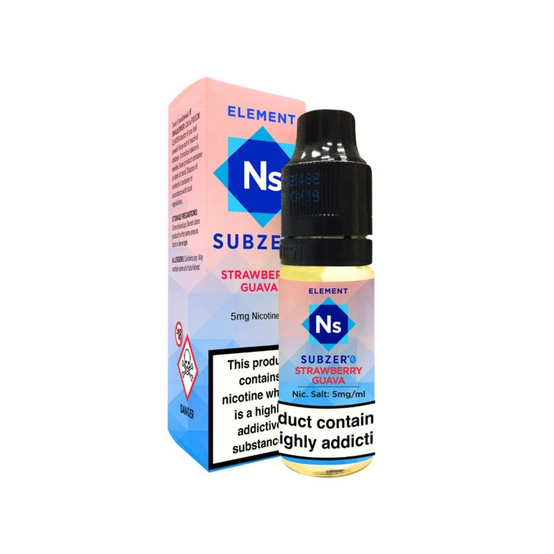 Strawberry Guava 10ml Element NS20